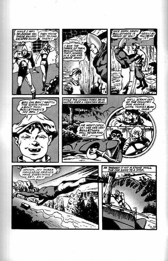 Read online Men of Mystery Comics comic -  Issue #44 - 20