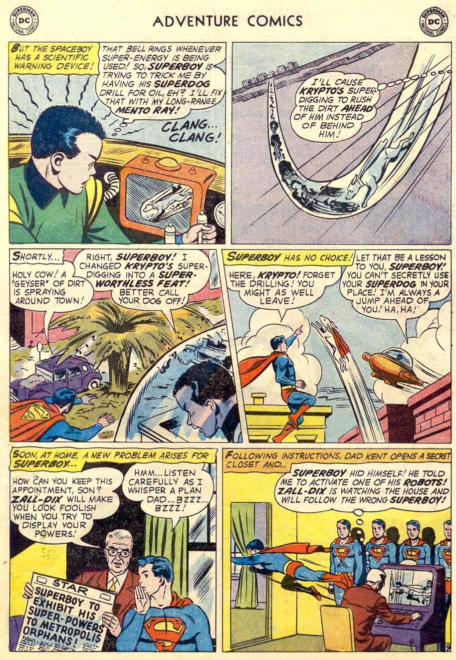Read online Adventure Comics (1938) comic -  Issue #264 - 11