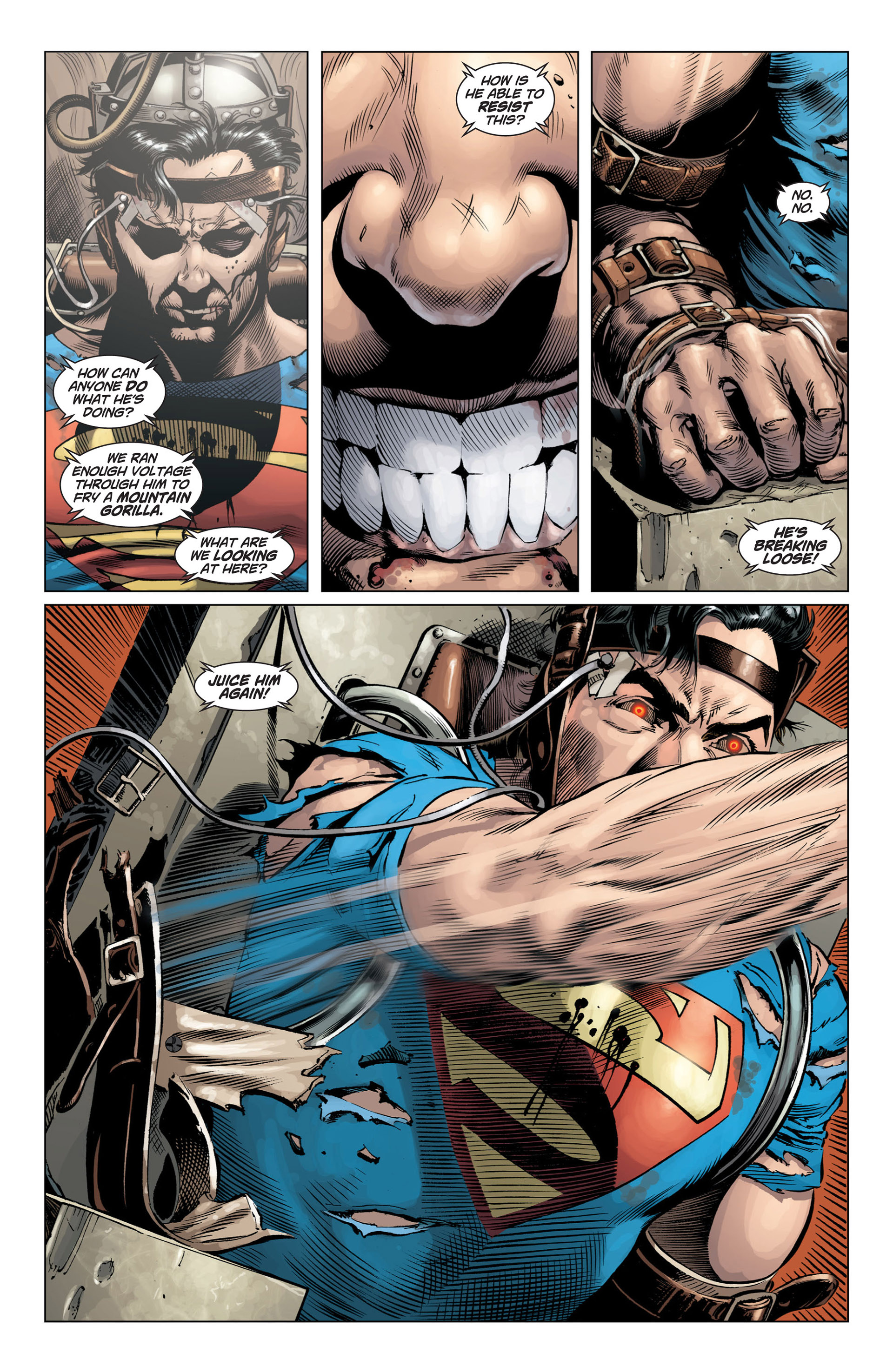 Read online Action Comics (2011) comic -  Issue #2 - 4