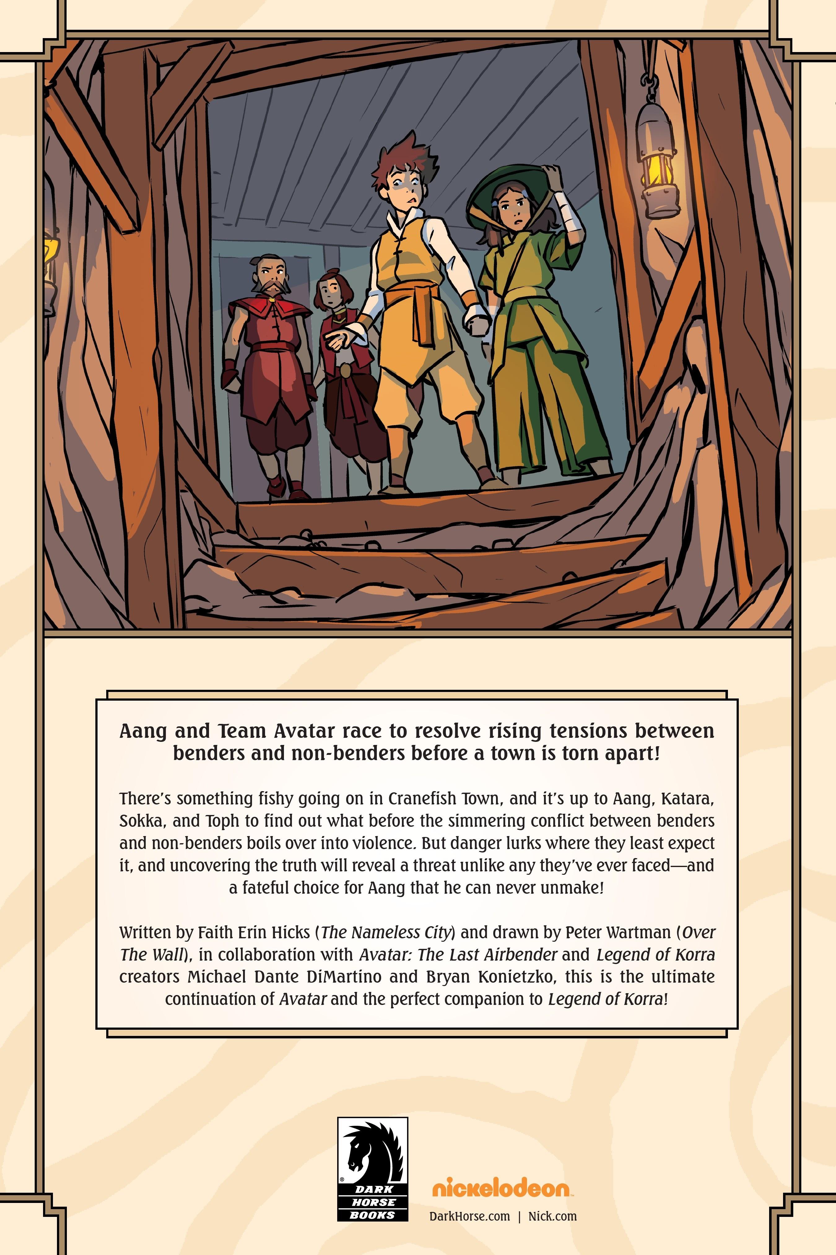 Nickelodeon Avatar: The Last Airbender - Imbalance TPB_2 Page 77
