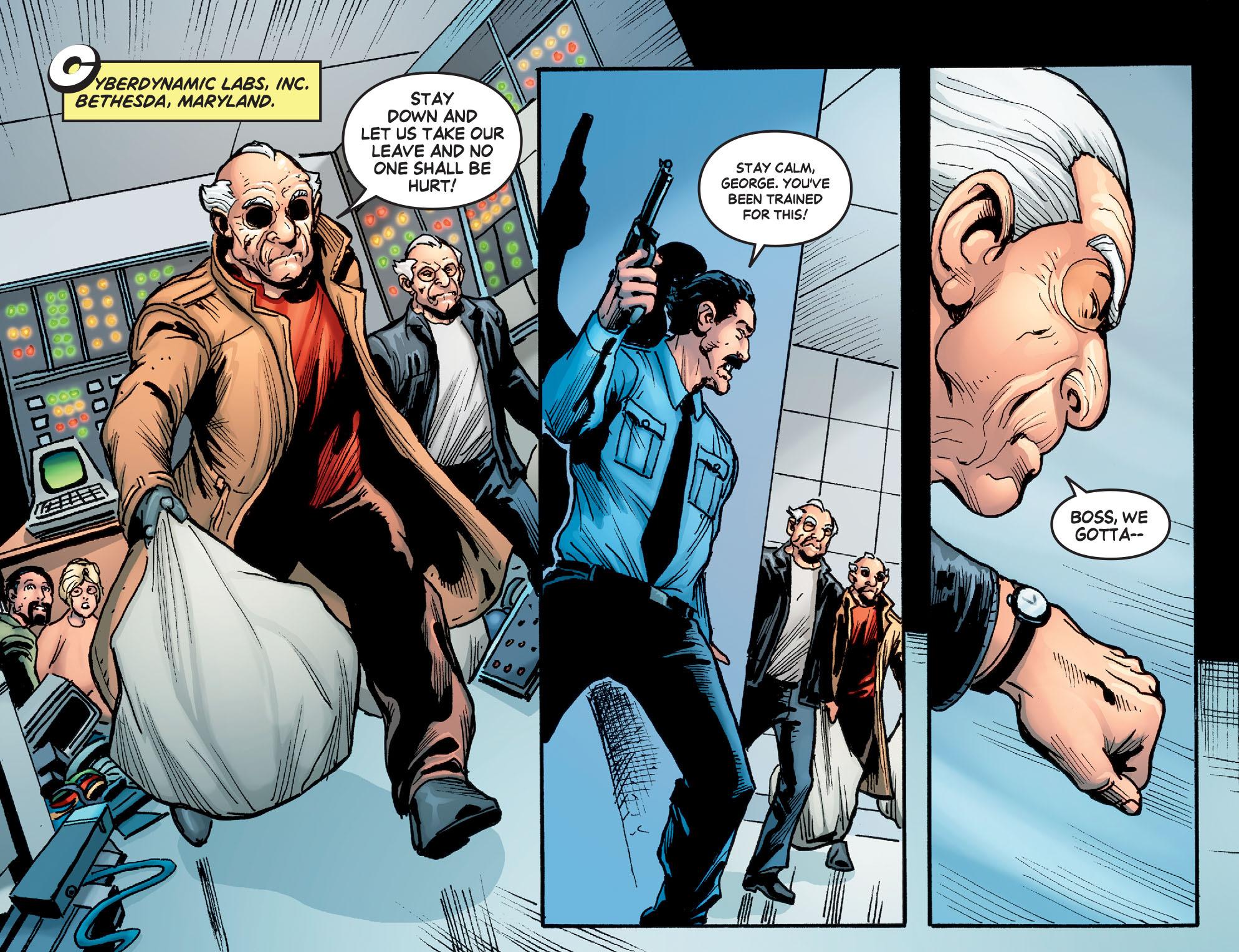 Read online Wonder Woman '77 [I] comic -  Issue #21 - 3
