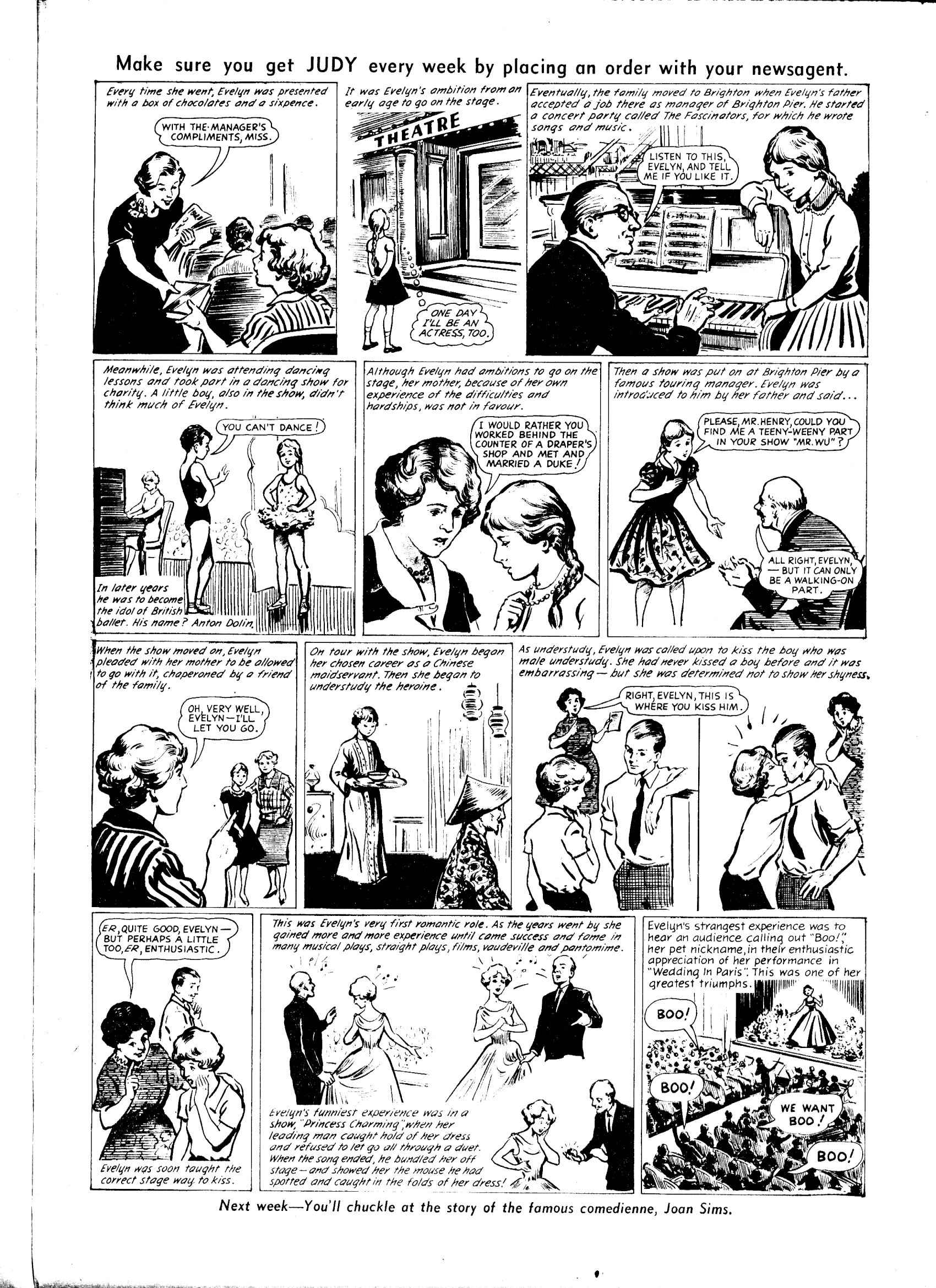 Read online Judy comic -  Issue #40 - 31