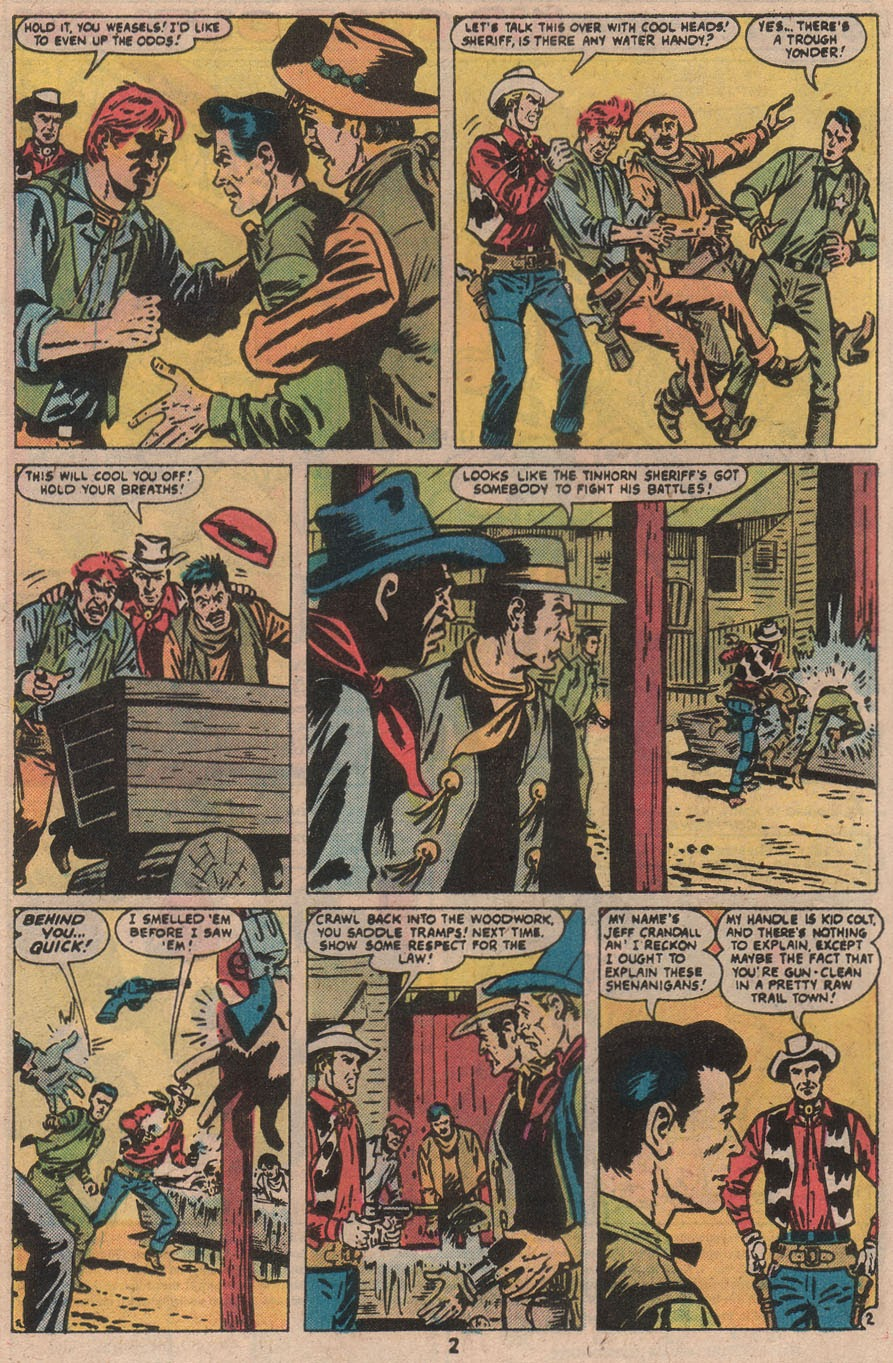 Kid Colt Outlaw issue 210 - Page 4