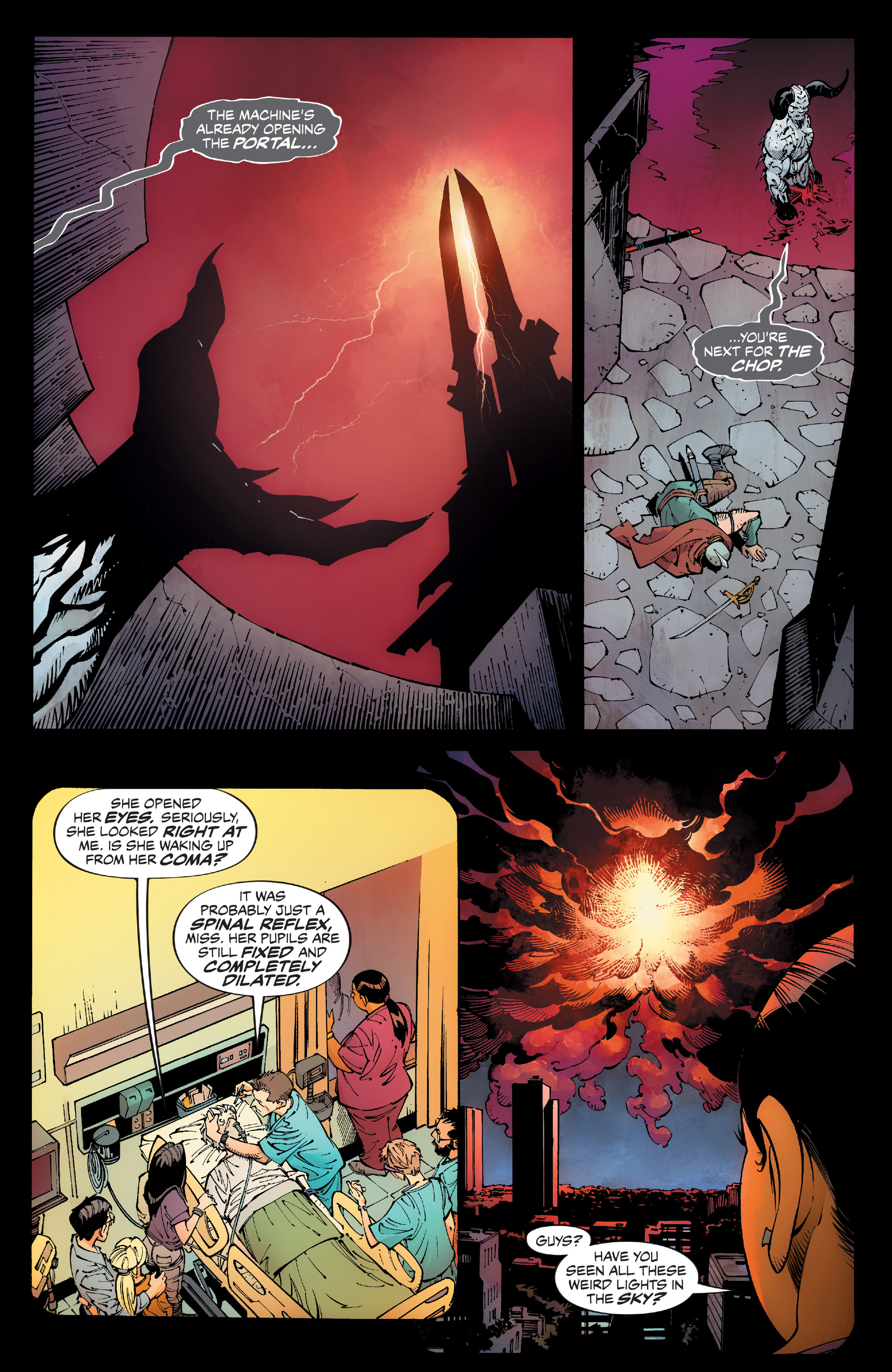 Read online Reborn comic -  Issue #6 - 23