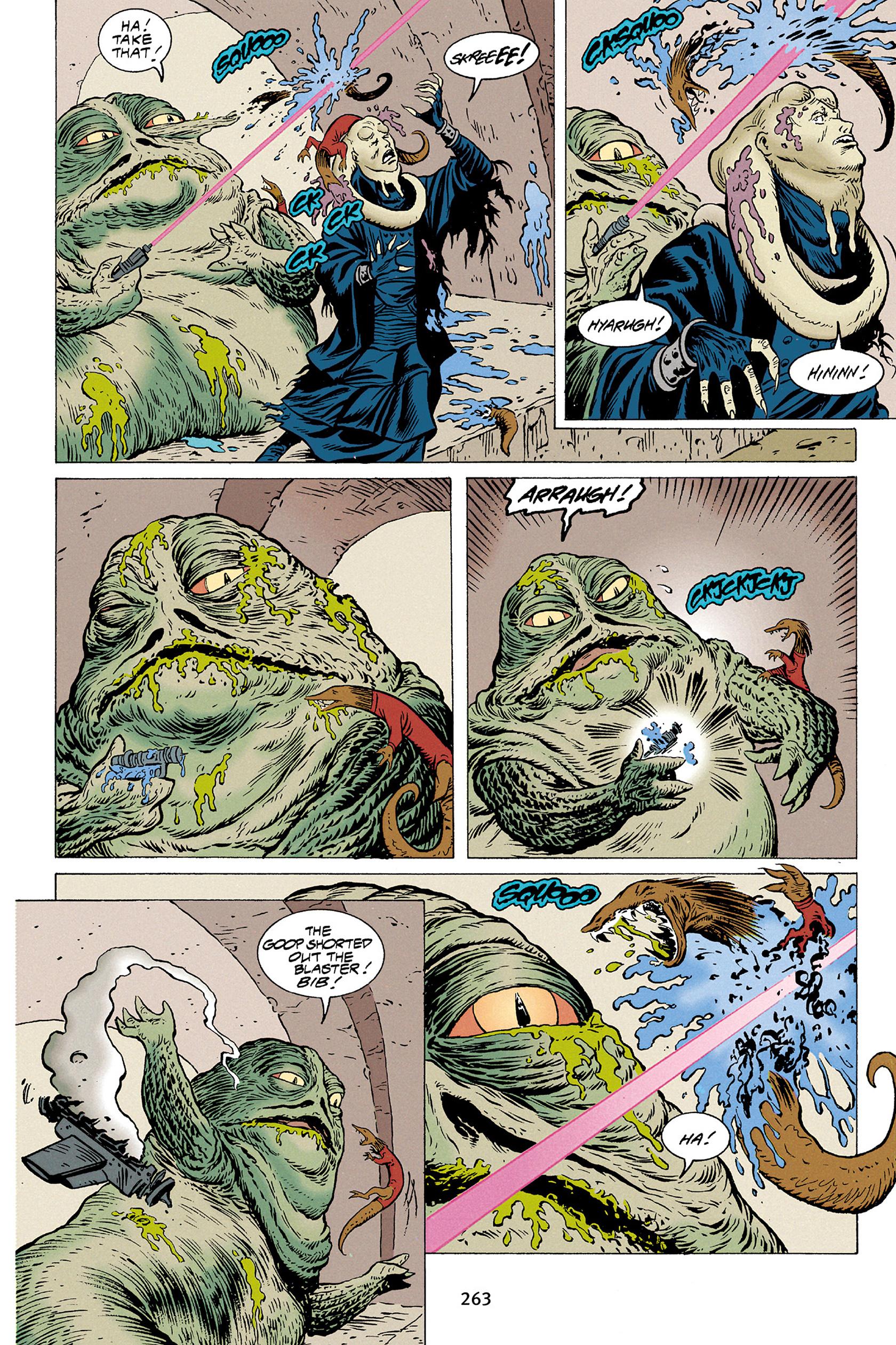 Read online Star Wars Omnibus comic -  Issue # Vol. 30 - 260