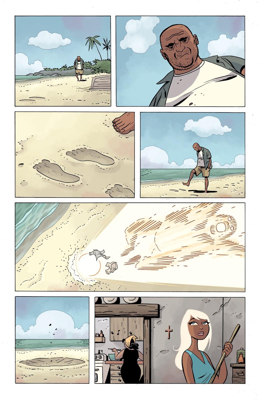 Read online The Twilight Children comic -  Issue #2 - 15