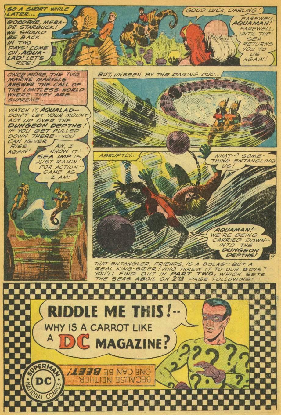 Read online Aquaman (1962) comic -  Issue #28 - 12