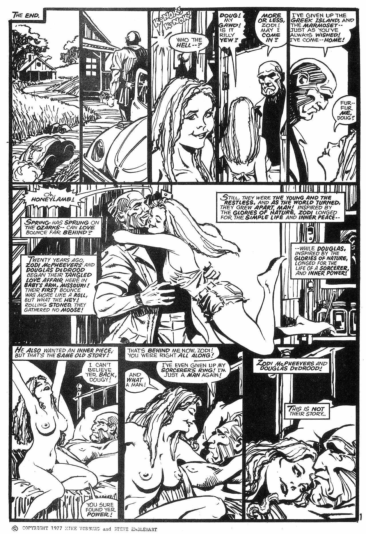 Read online Star*Reach comic -  Issue #7 - 41