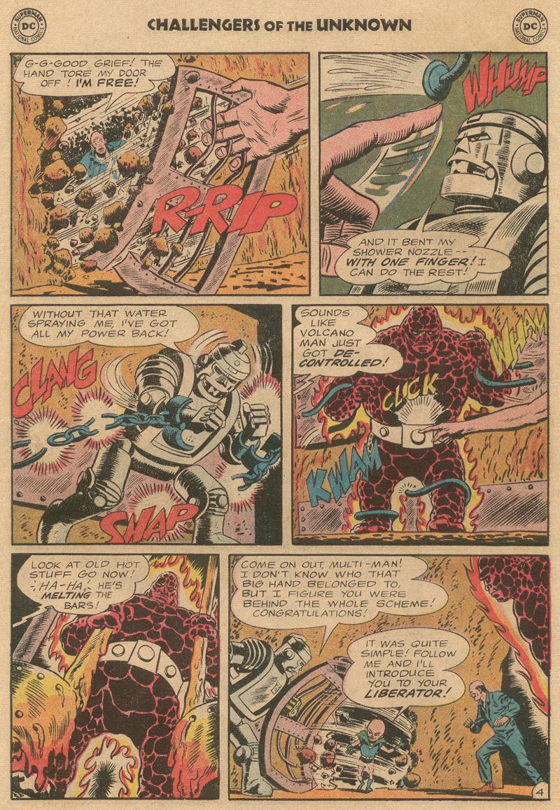 Challengers of the Unknown (1958) issue 45 - Page 6