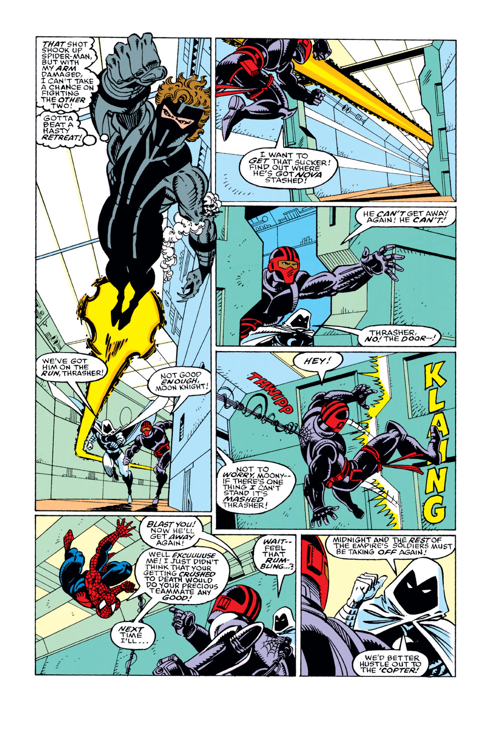 The Amazing Spider-Man (1963) 356 Page 20