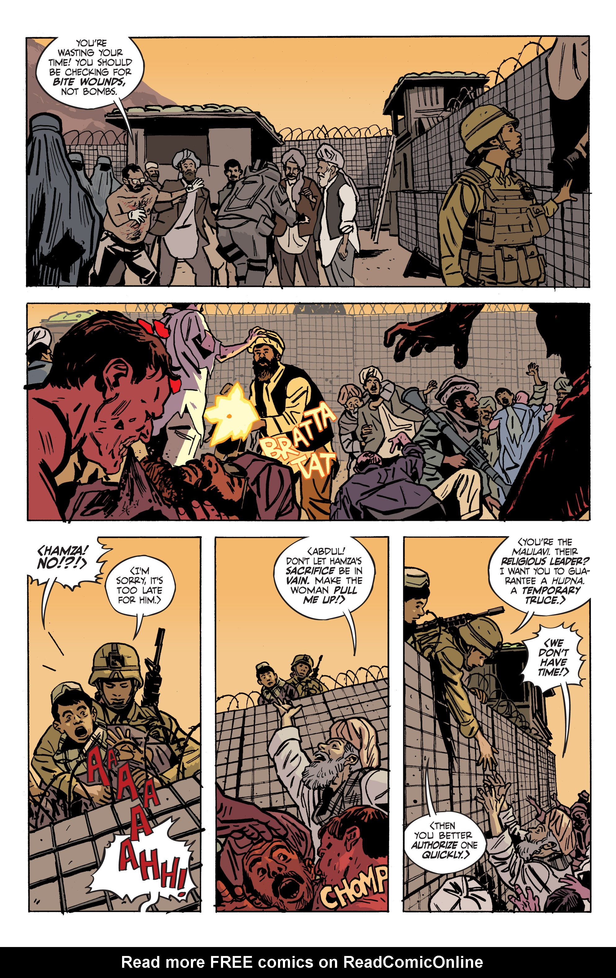 Read online Graveyard of Empires comic -  Issue # TPB - 76