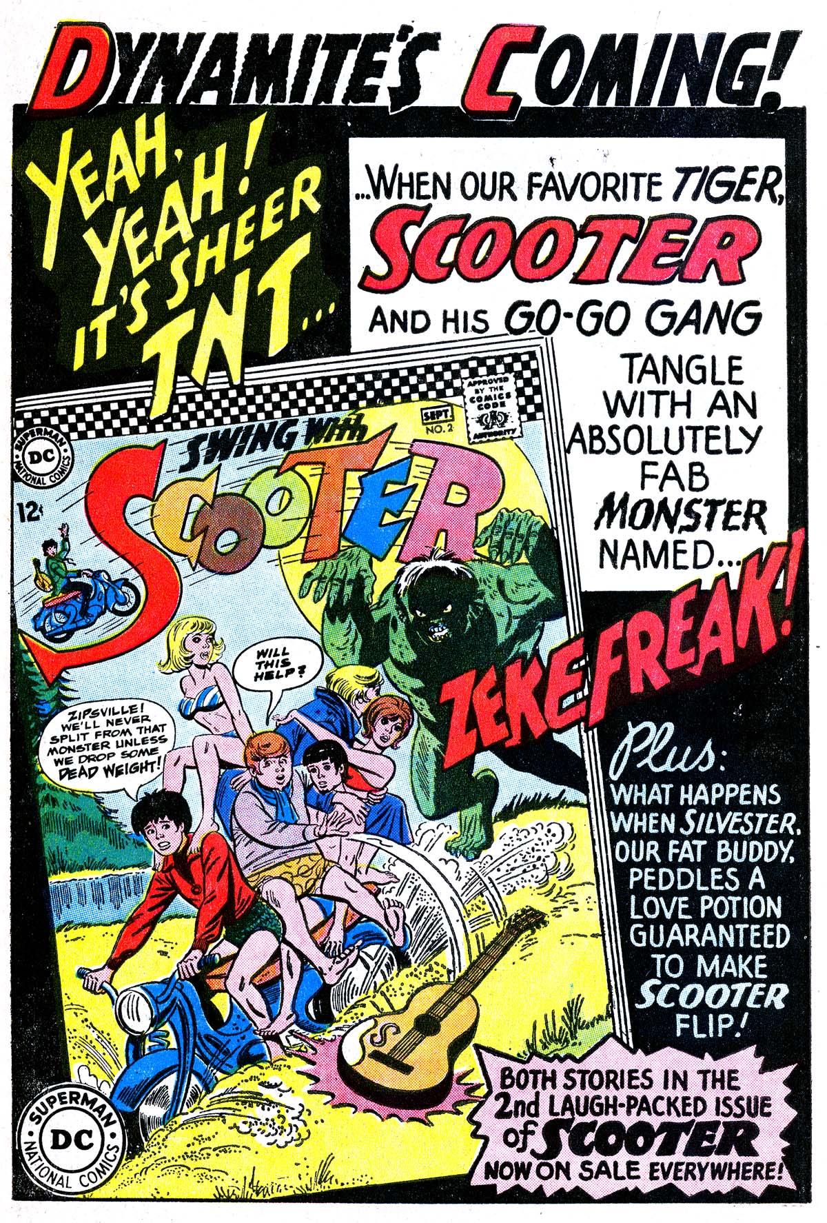 Read online Secret Hearts comic -  Issue #114 - 34
