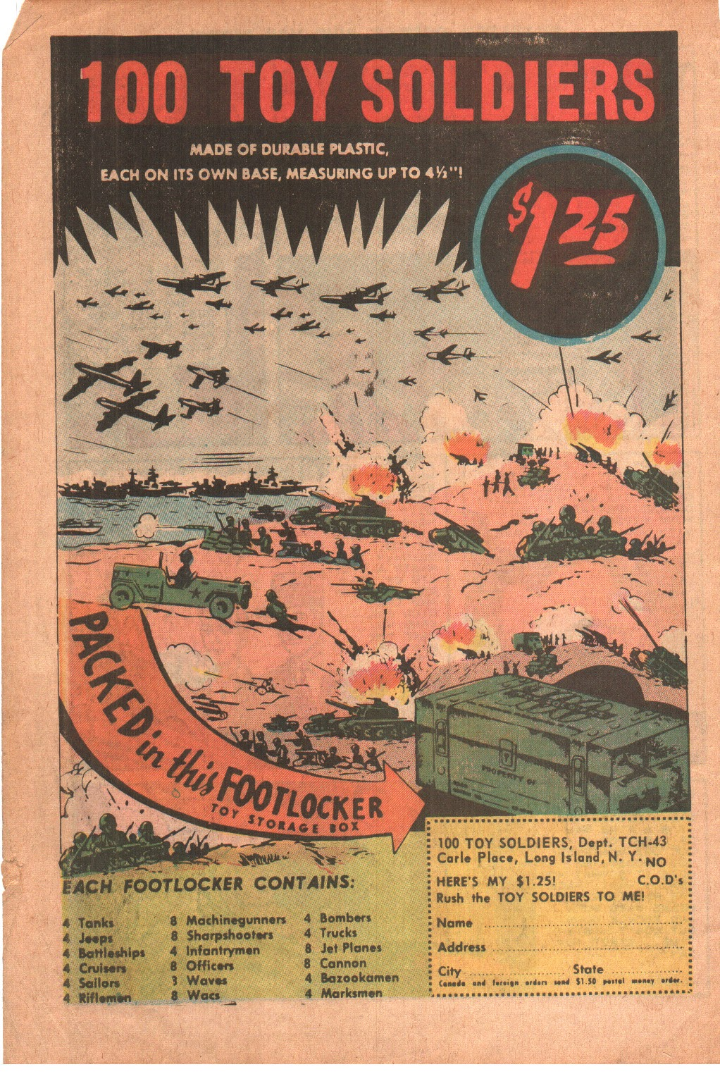 Read online Fightin' Navy comic -  Issue #108 - 34