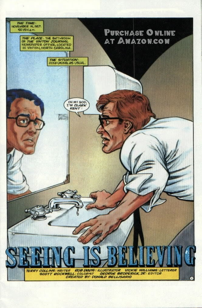 Read online Quantum Leap comic -  Issue #5 - 2