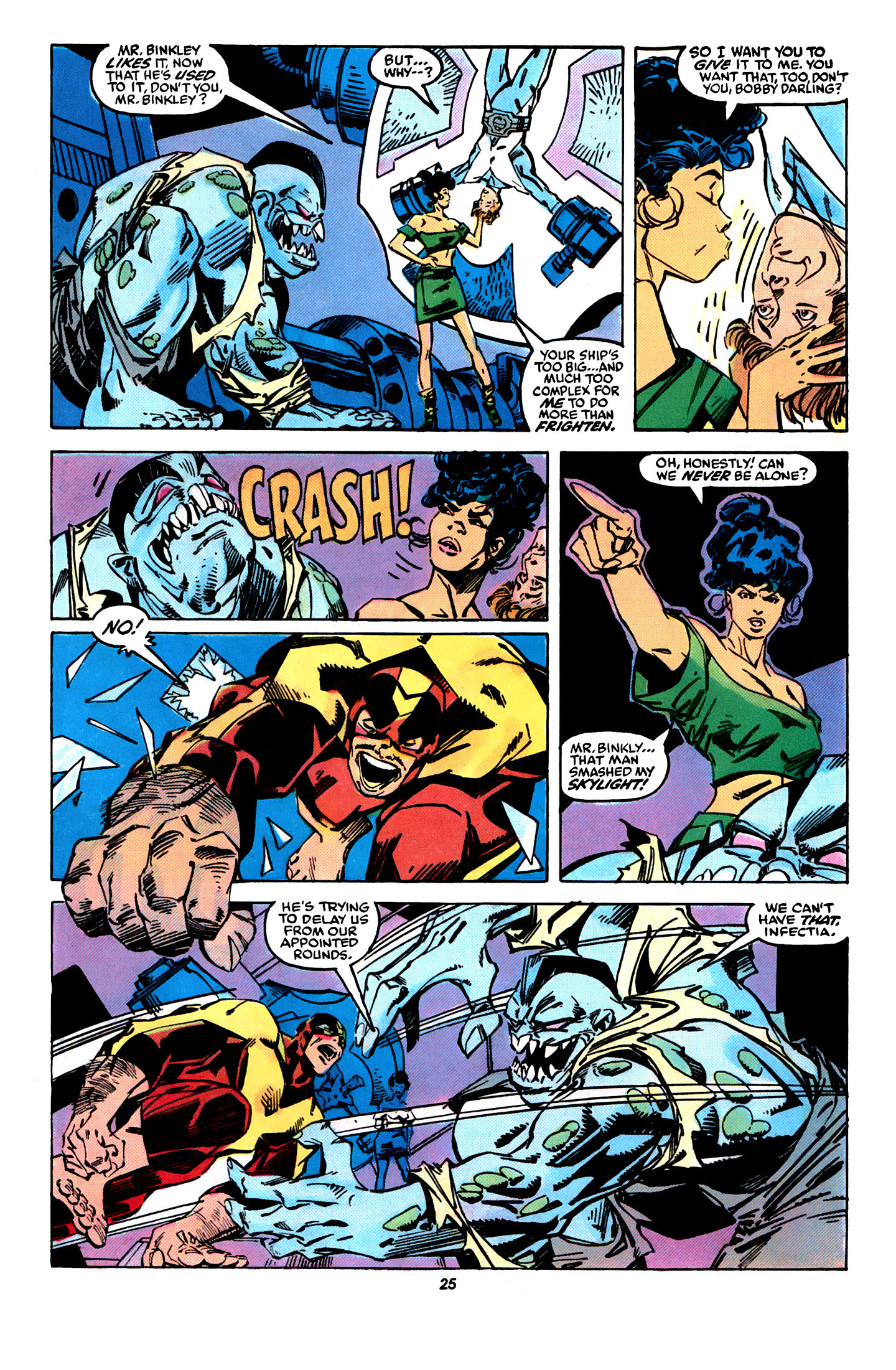 Read online X-Factor (1986) comic -  Issue #31 - 20