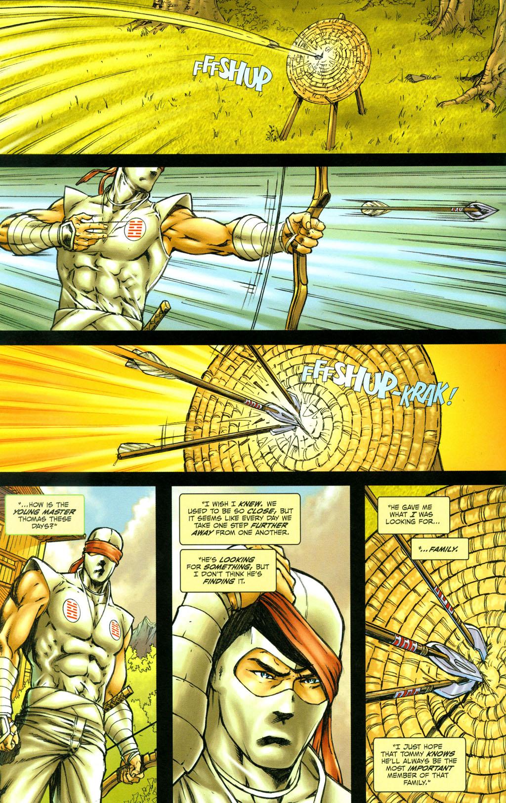 Read online Snake Eyes: Declassified comic -  Issue #4 - 10
