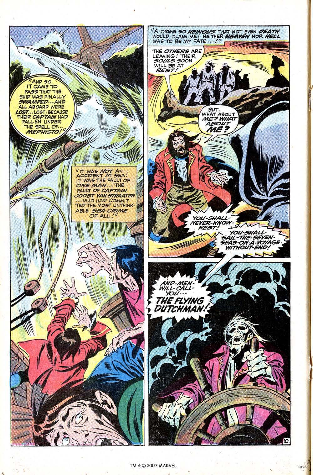 Read online Silver Surfer (1968) comic -  Issue #8 - 16