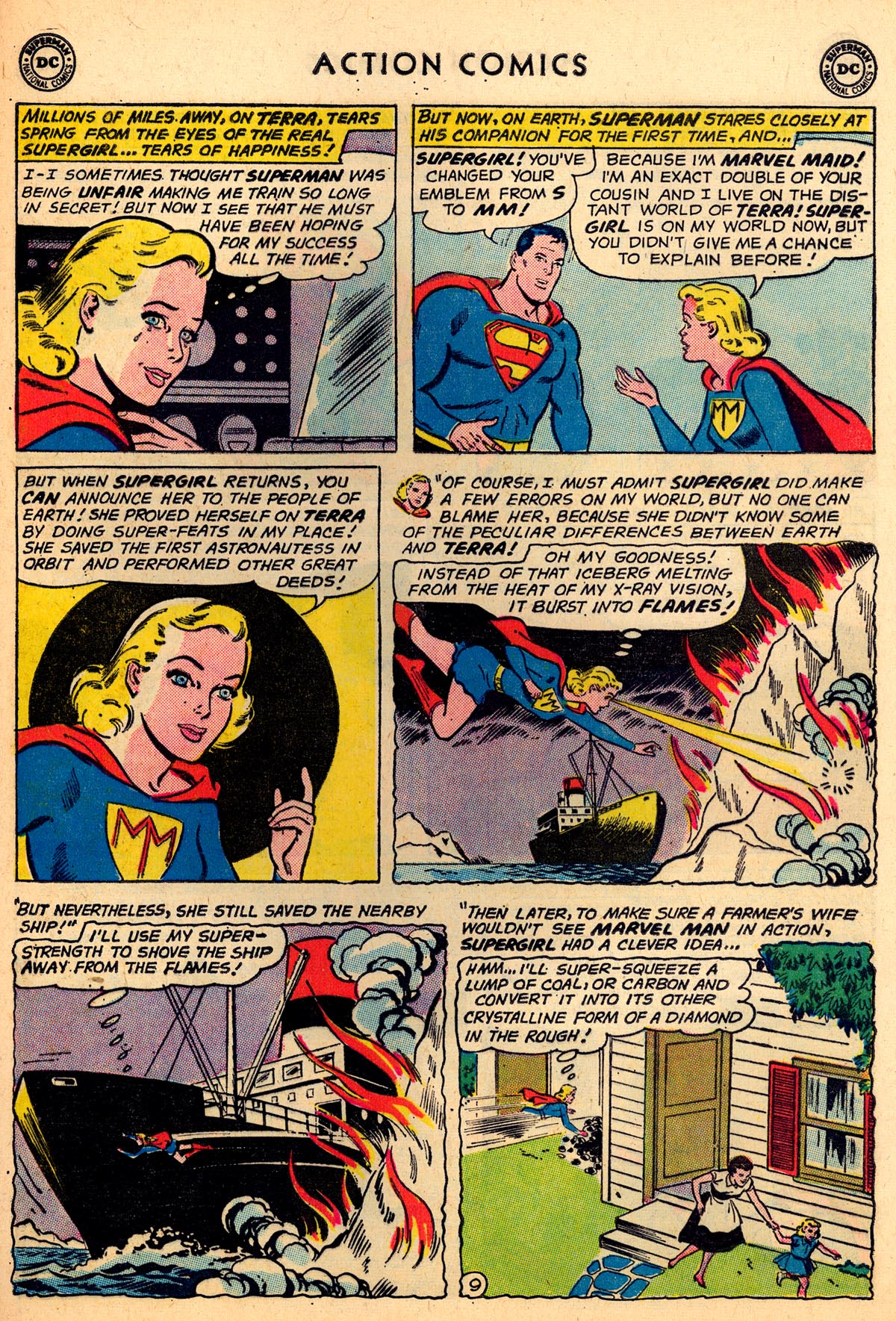 Read online Action Comics (1938) comic -  Issue #273 - 25