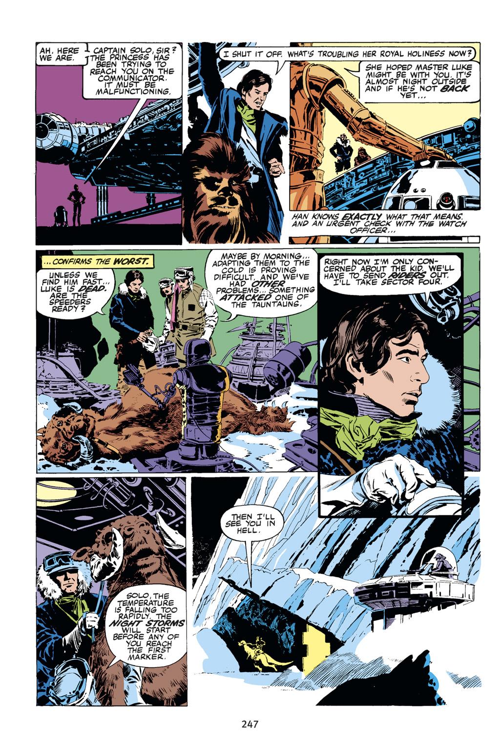 Read online Star Wars Omnibus comic -  Issue # Vol. 14 - 245