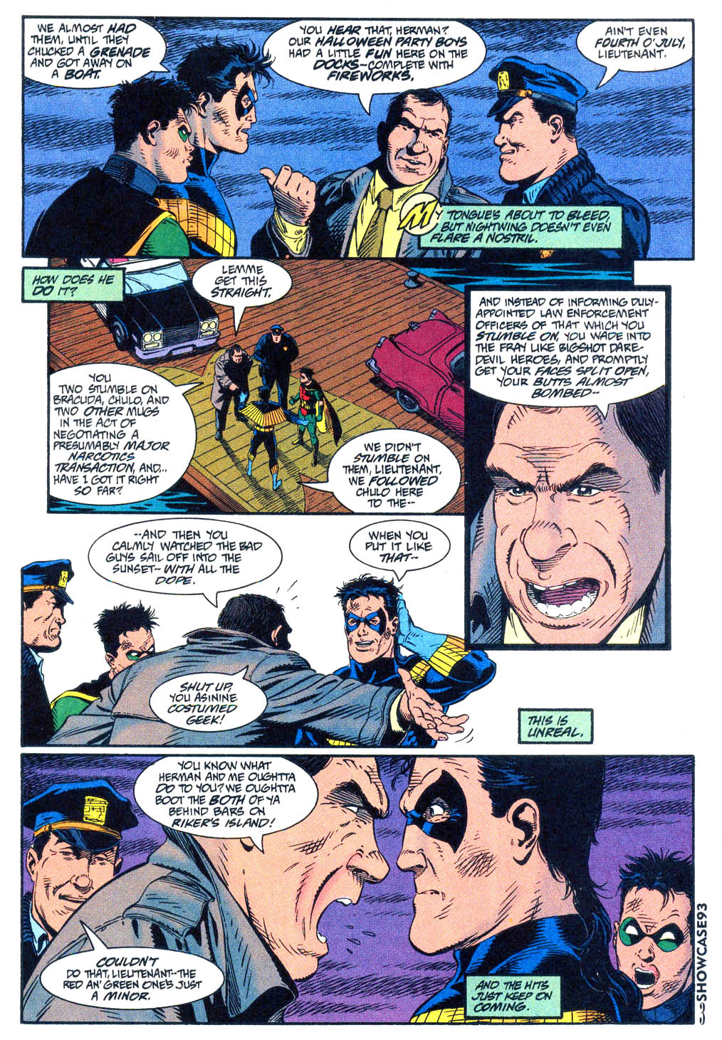 Read online Showcase '93 comic -  Issue #12 - 4