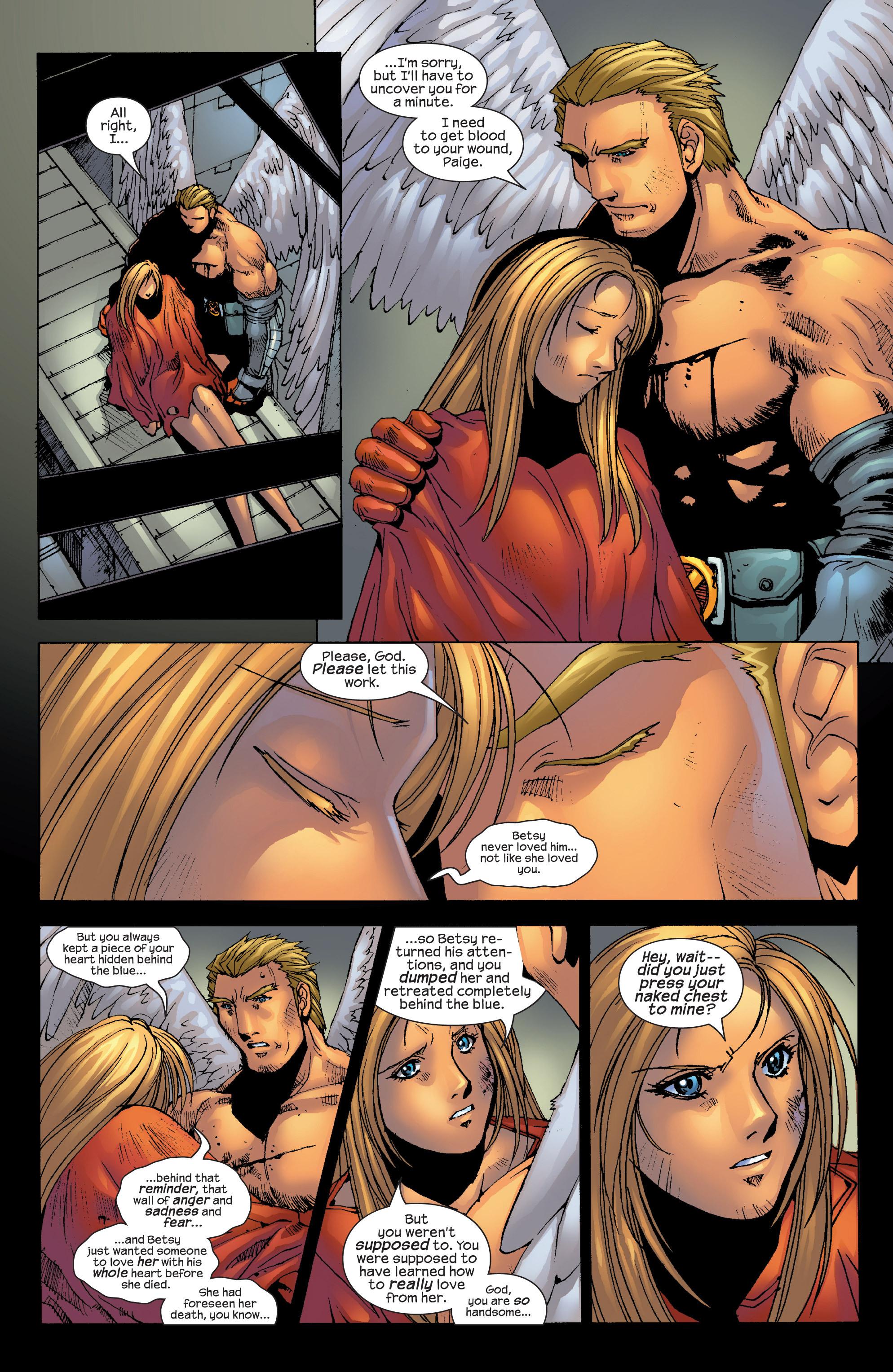 Read online Uncanny X-Men (1963) comic -  Issue #420 - 15