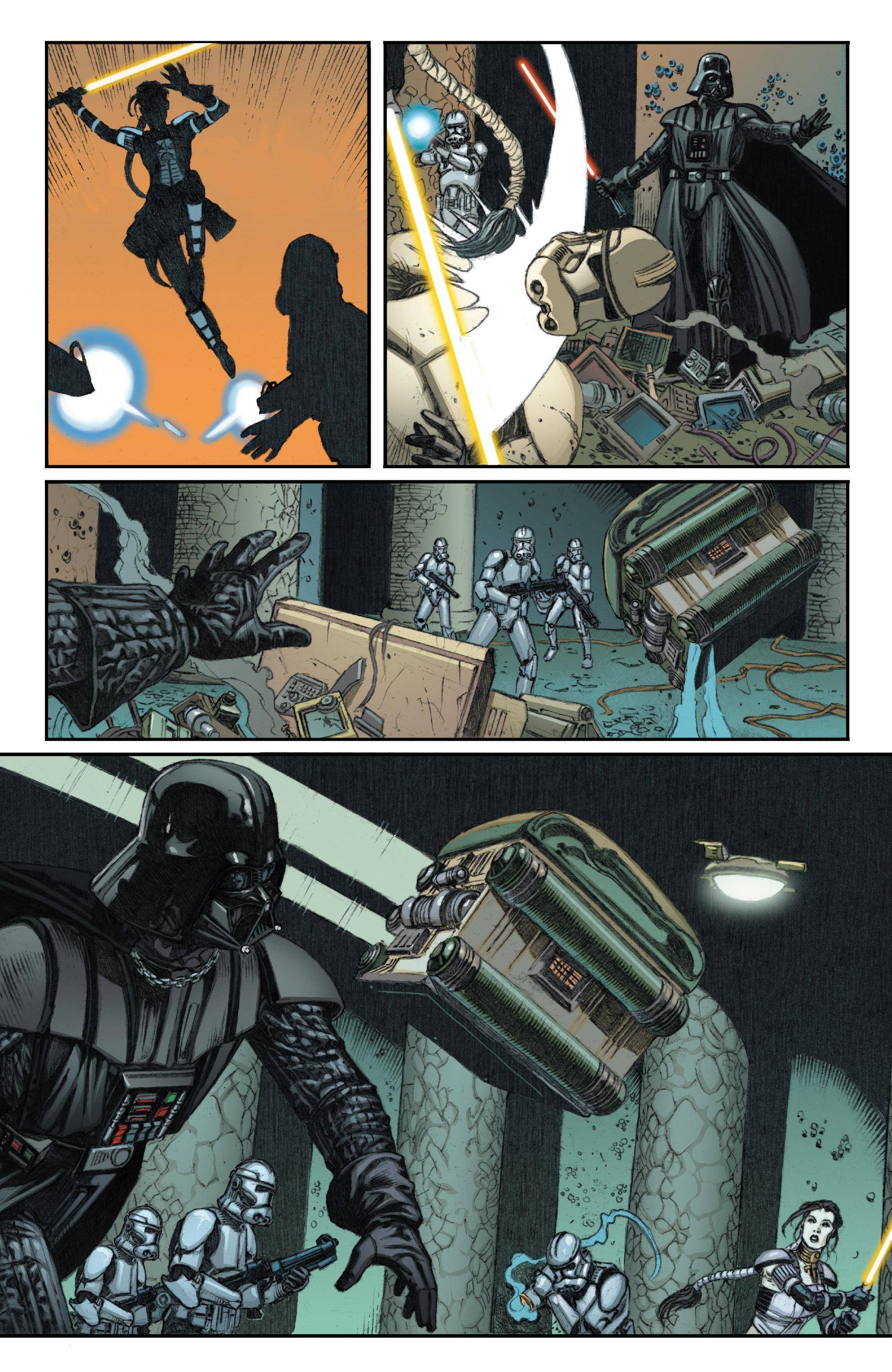 Read online Star Wars Omnibus comic -  Issue # Vol. 31 - 302