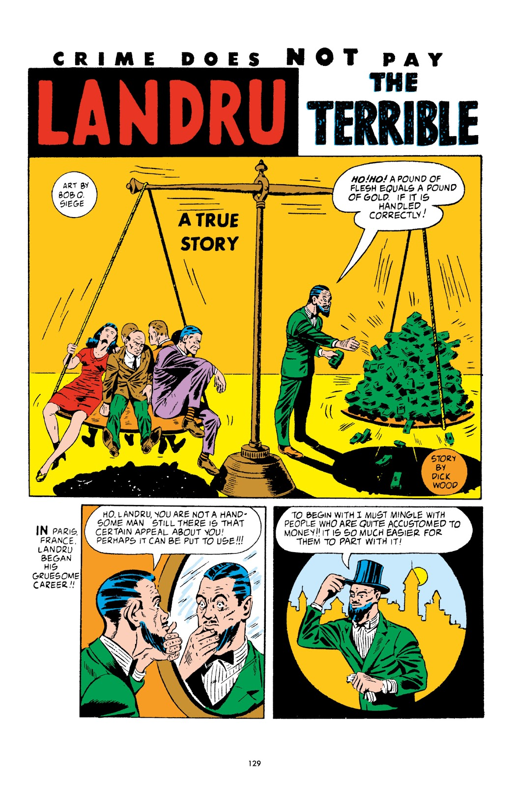 Read online Crime Does Not Pay Archives comic -  Issue # TPB 4 (Part 2) - 29