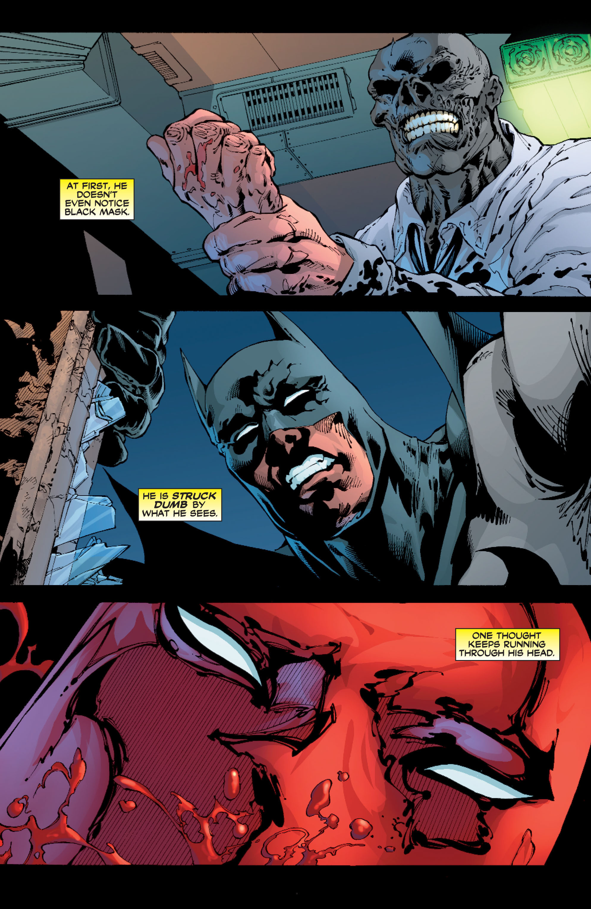 Read online Batman: Under The Red Hood comic -  Issue # Full - 271