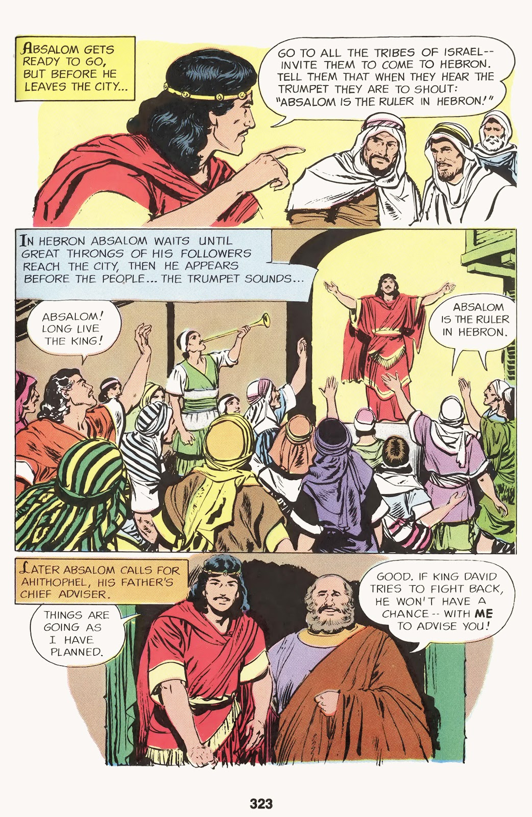 The Picture Bible issue TPB (Part 4) - Page 26