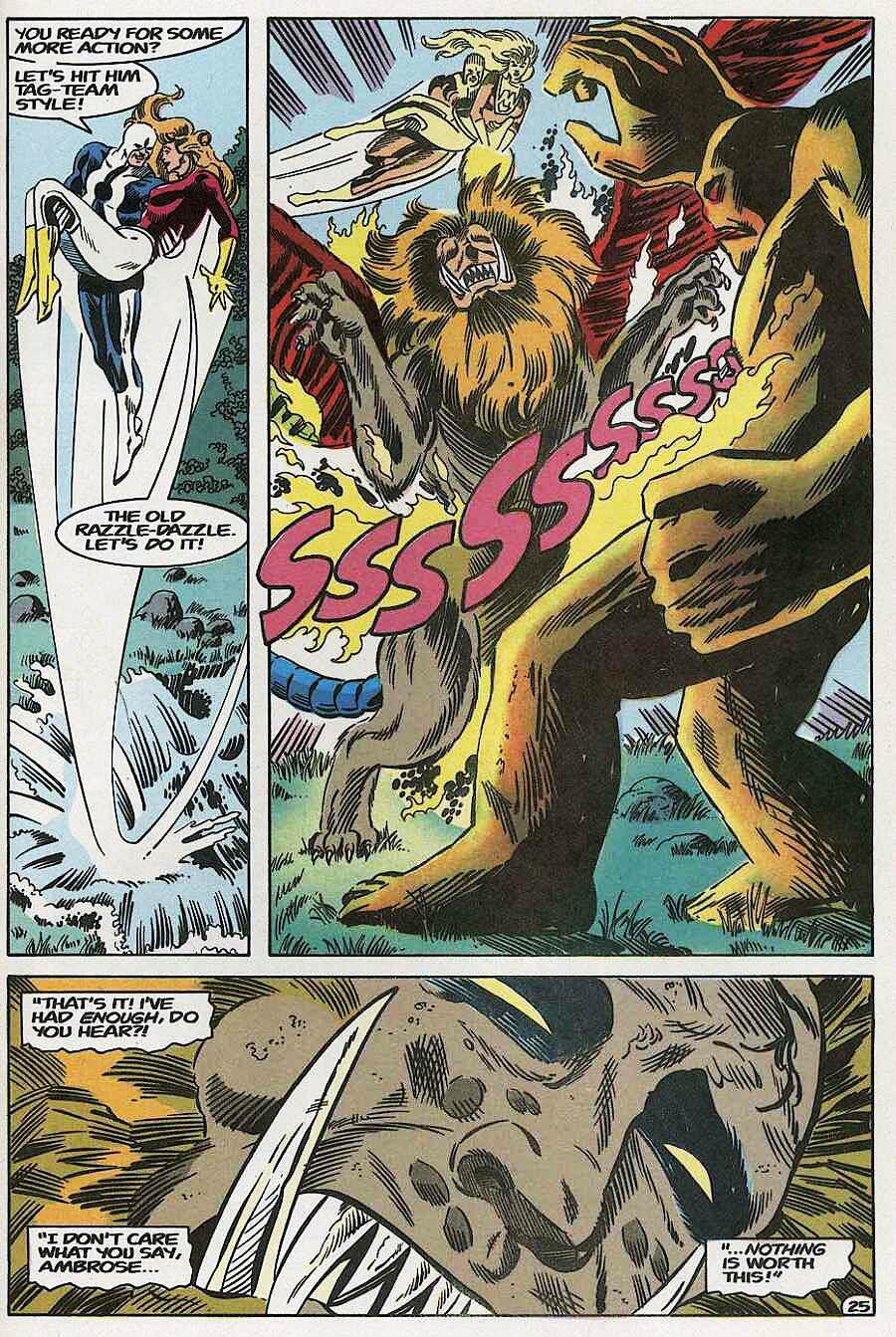 Elementals (1984) issue 19 - Page 27