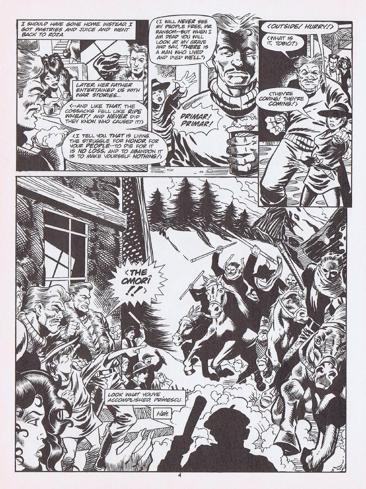 Read online Merchants of Death comic -  Issue #3 - 39