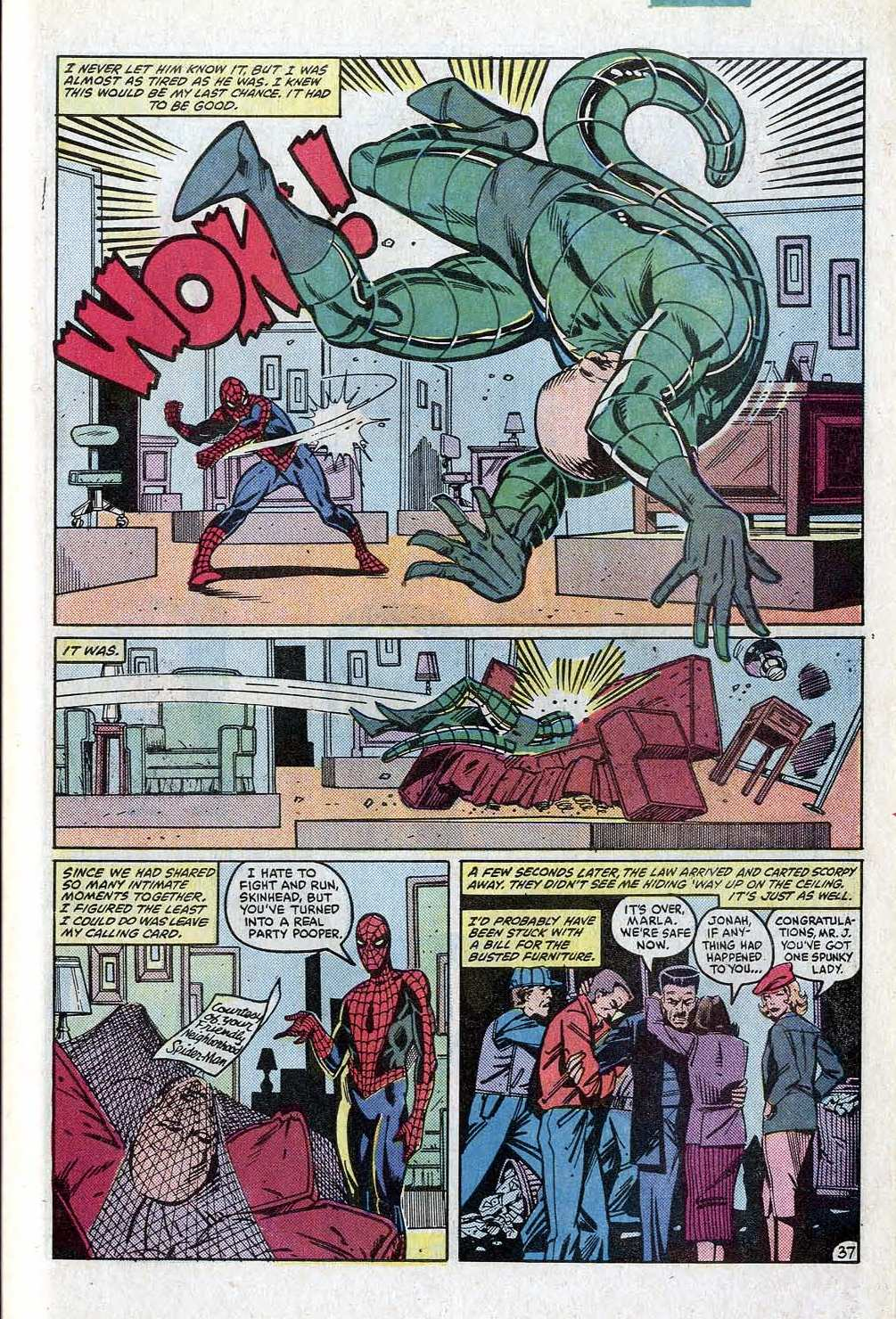 The Amazing Spider-Man (1963) _Annual_18 Page 46