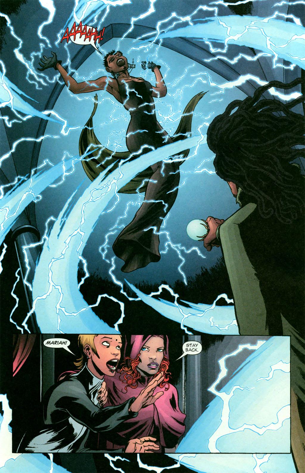 Read online Fallen Angel (2003) comic -  Issue #11 - 17
