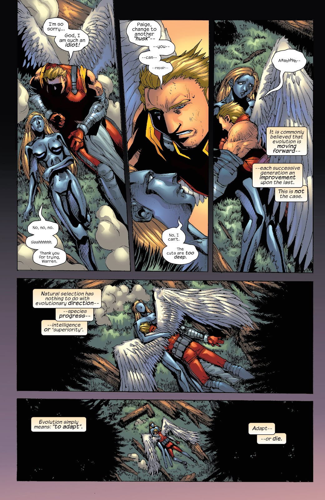 Read online X-Men: Unstoppable comic -  Issue # TPB (Part 3) - 36