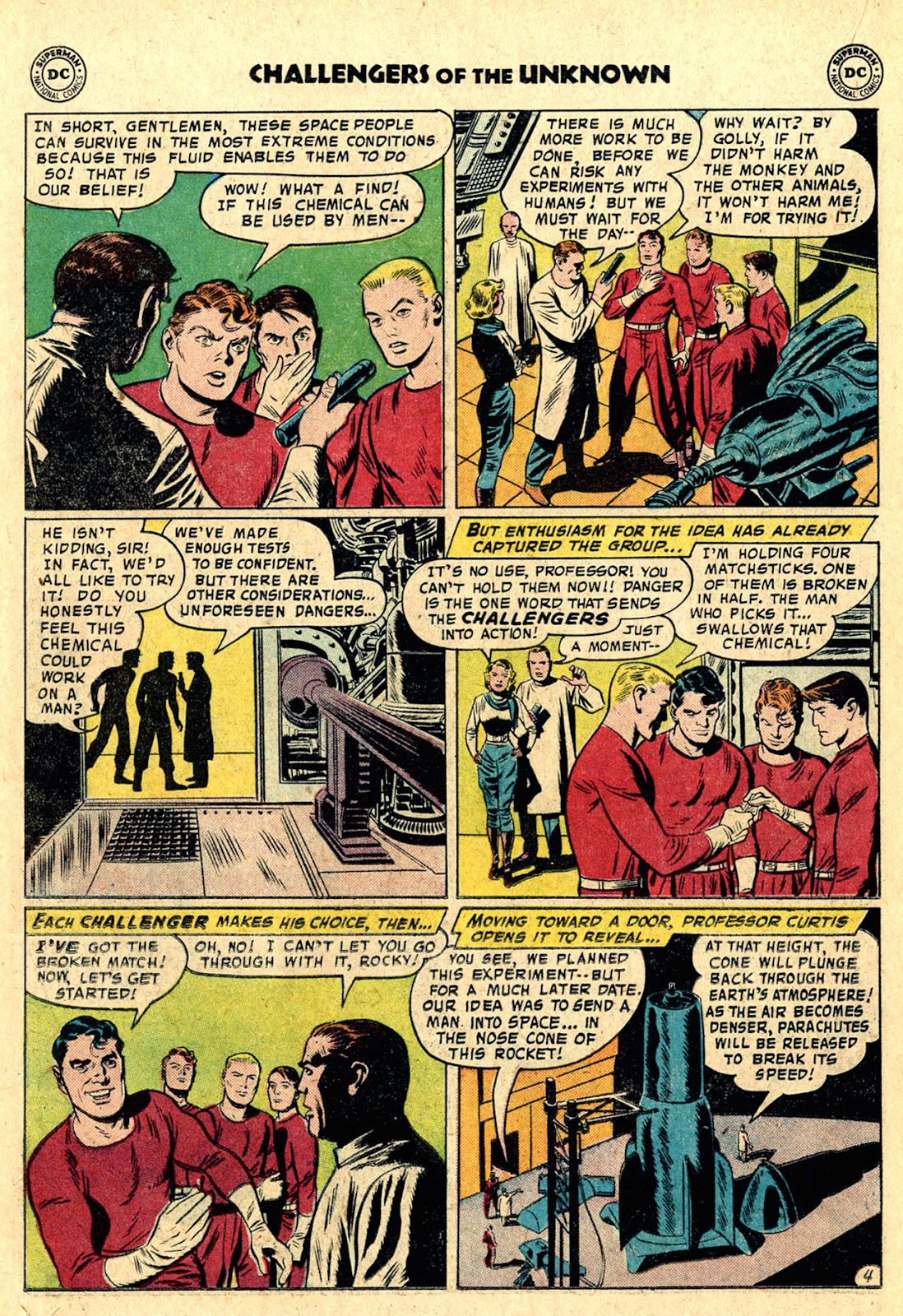 Challengers of the Unknown (1958) issue 3 - Page 22