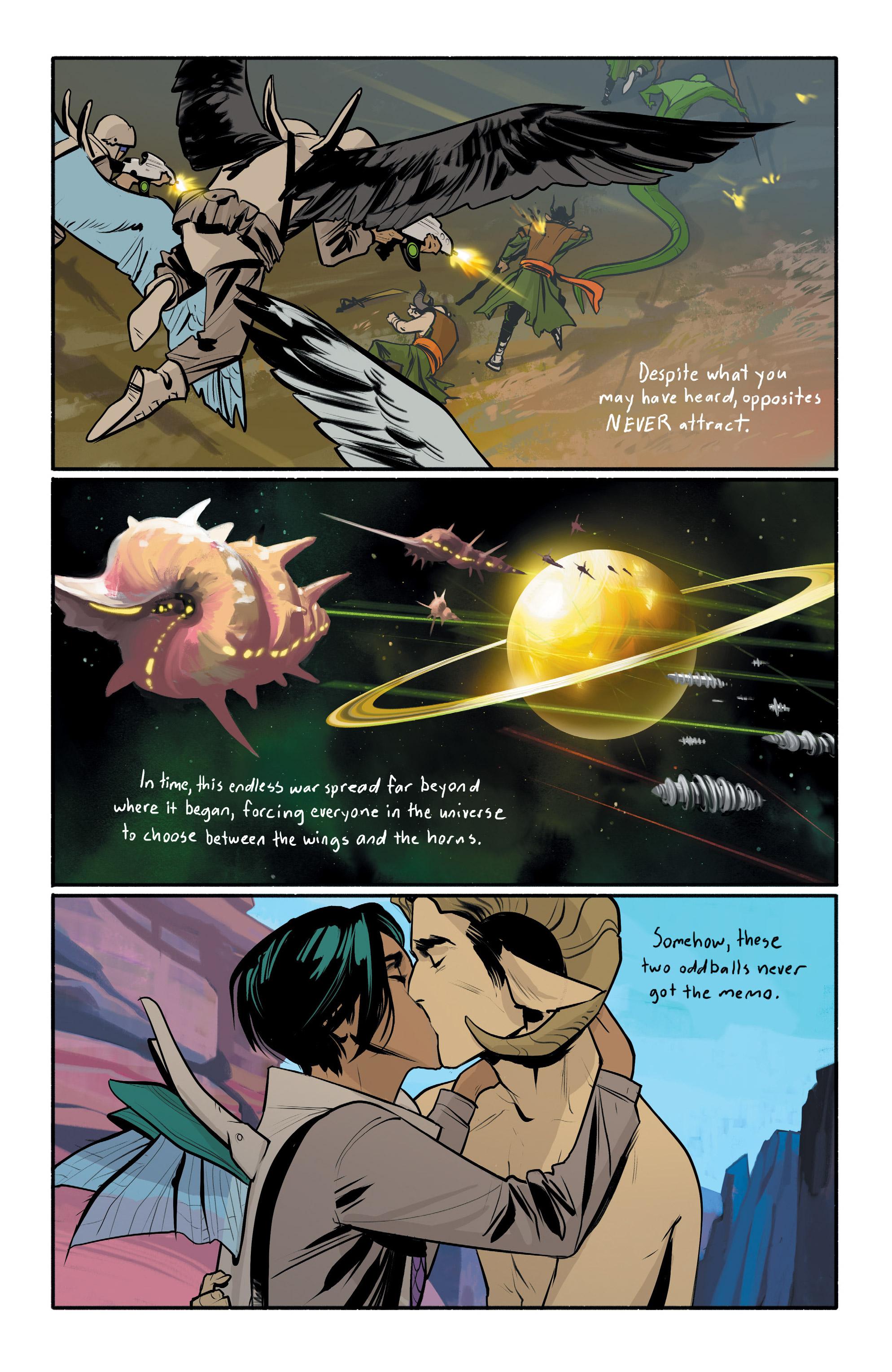 Read online Saga comic -  Issue #43 - 9