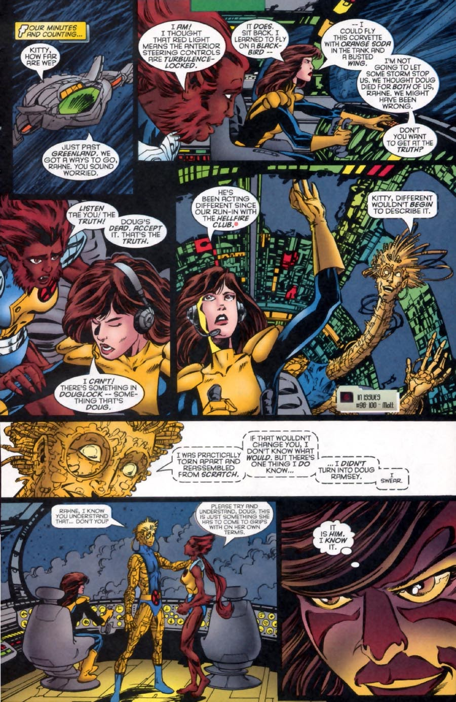 Excalibur (1988) issue 104 - Page 14