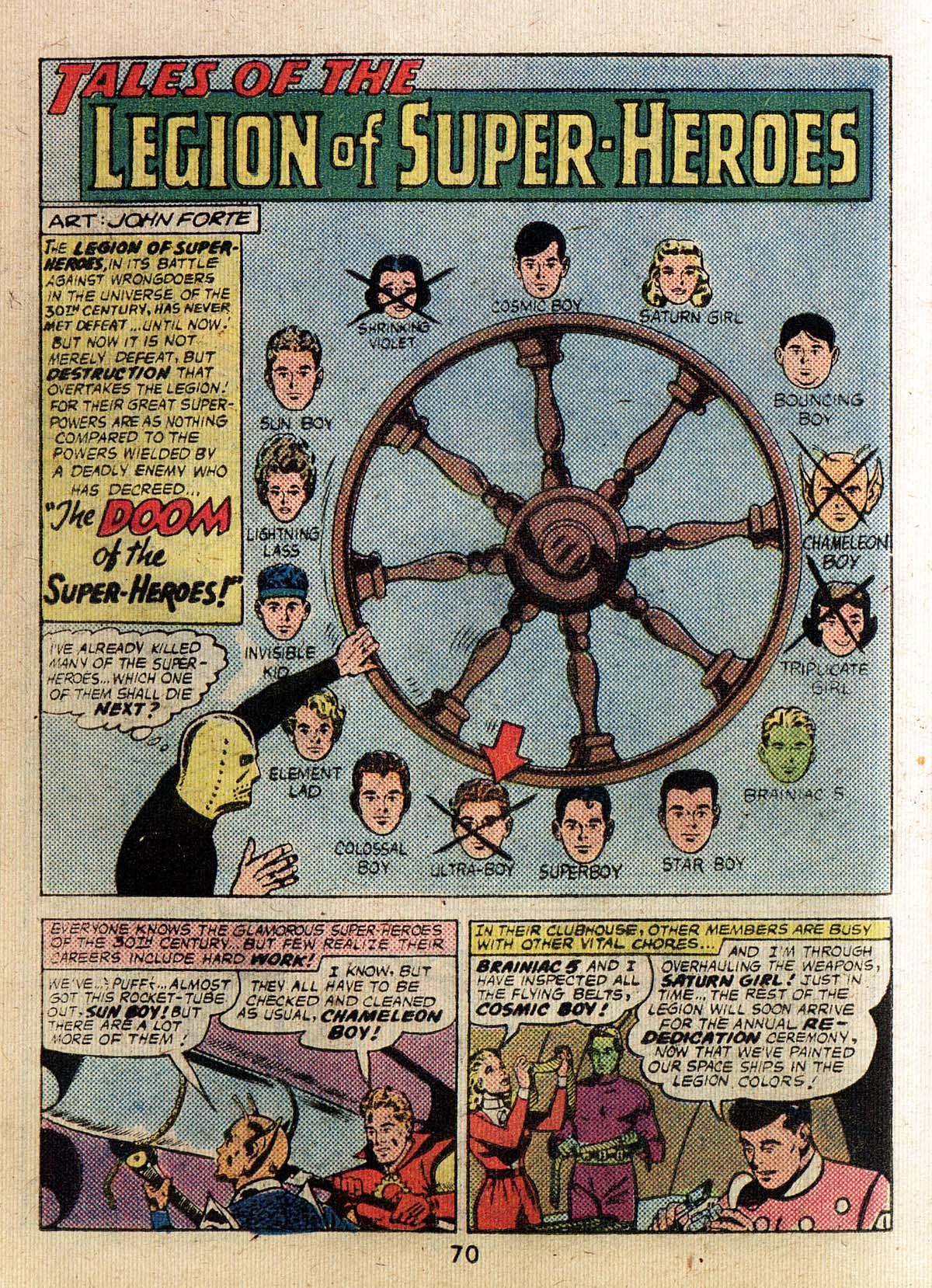 Read online Adventure Comics (1938) comic -  Issue #500 - 70