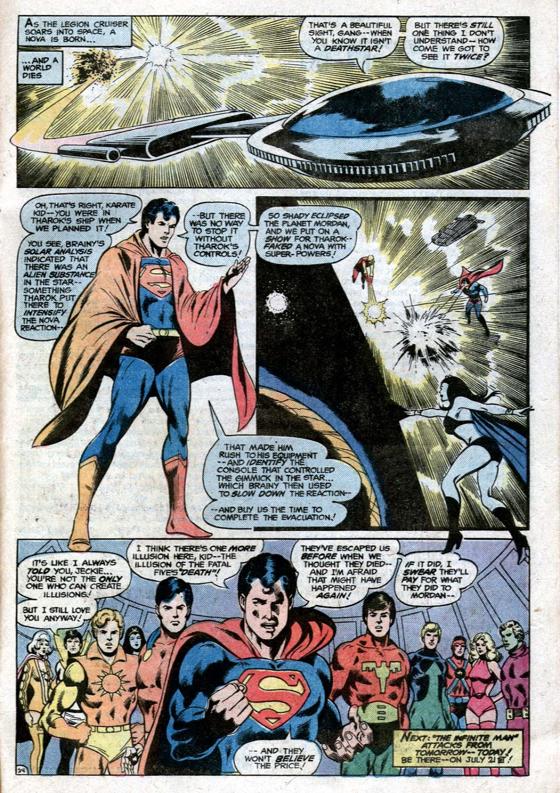 Superboy (1949) issue 231 - Page 35