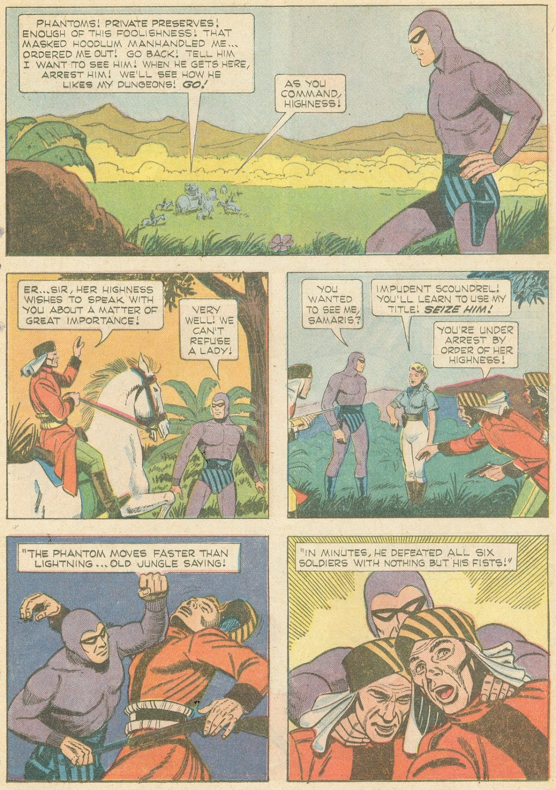 The Phantom (1962) issue 17 - Page 13