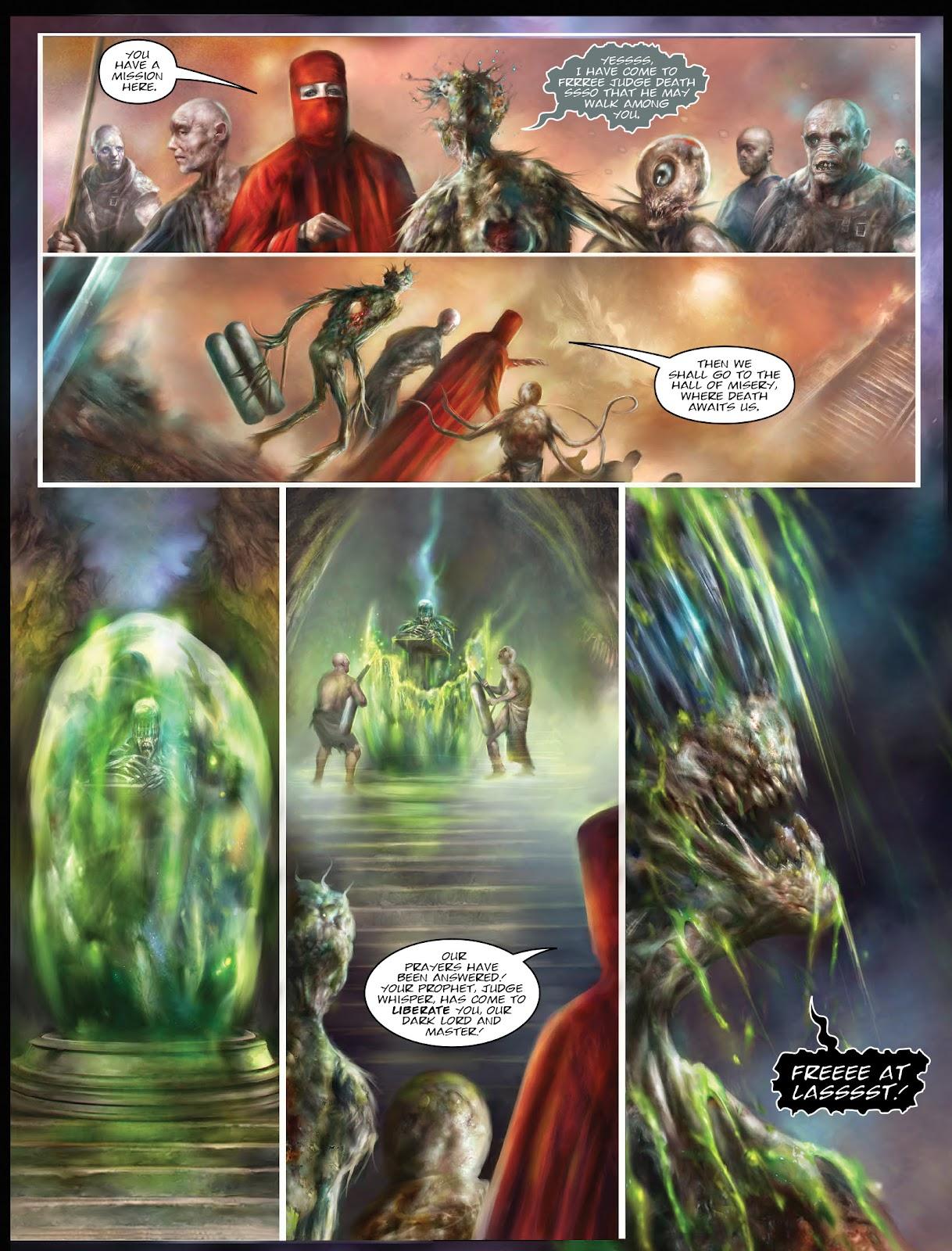 Judge Dredd Megazine (Vol. 5) issue 427 - Page 54