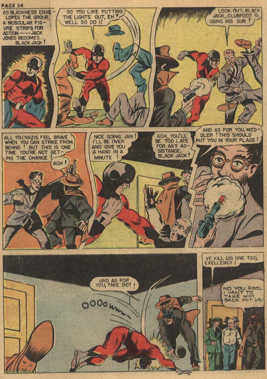 Zip Comics issue 31 - Page 34