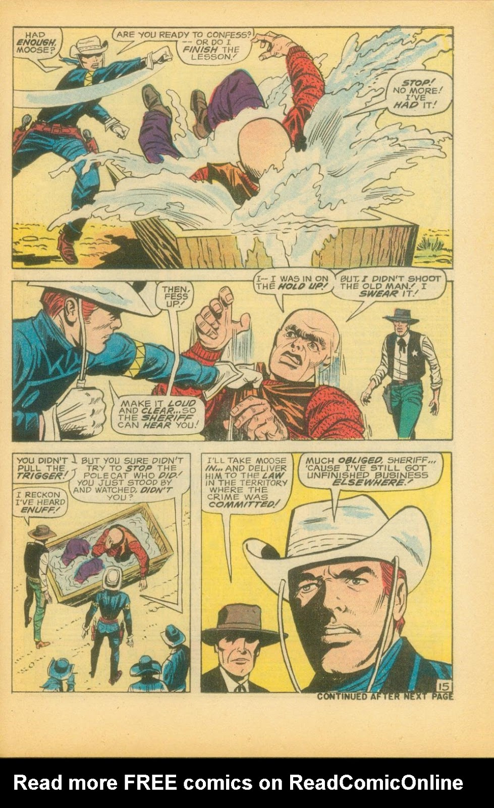 The Rawhide Kid (1955) issue 73 - Page 26