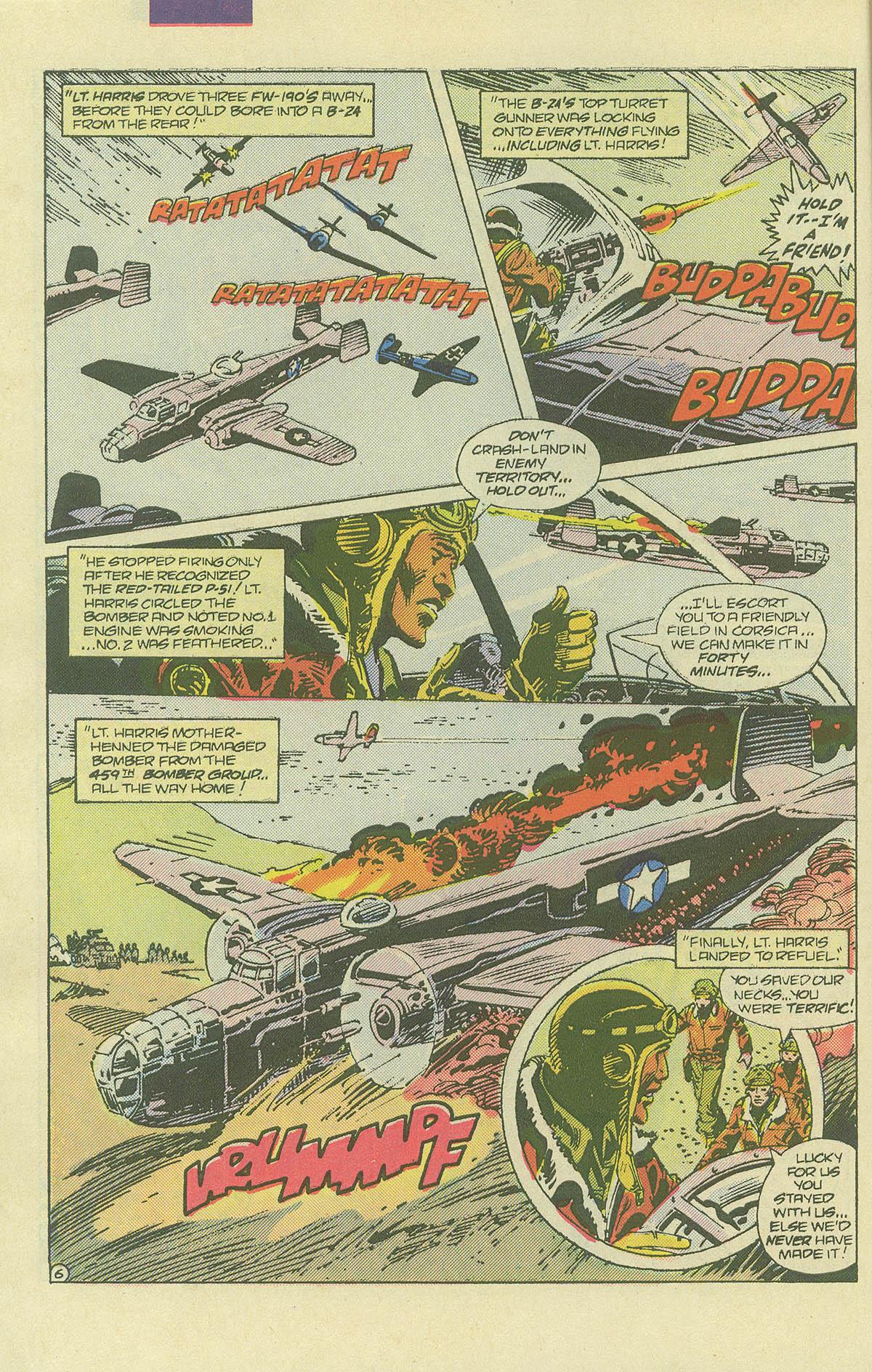 Read online Sgt. Rock comic -  Issue #406 - 9