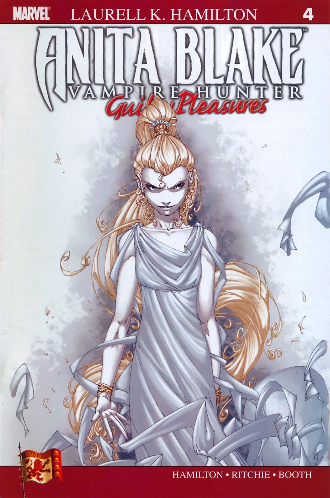 Anita Blake, Vampire Hunter: Guilty Pleasures issue 4 - Page 1