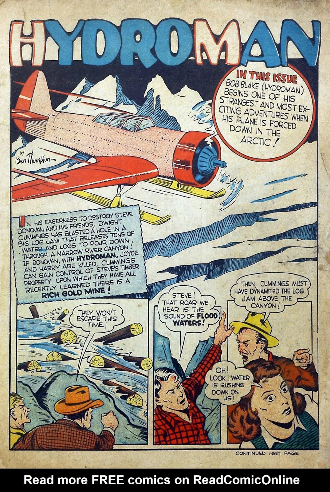 Reg'lar Fellers Heroic Comics issue 13 - Page 3