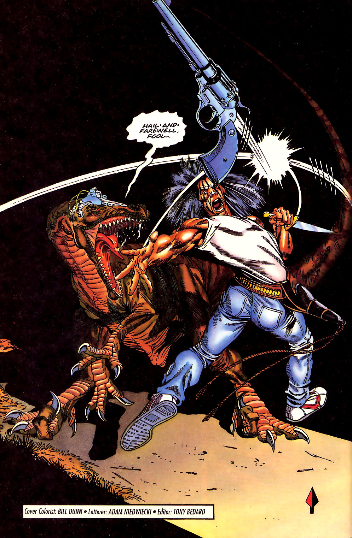 Read online Turok, Dinosaur Hunter (1993) comic -  Issue #11 - 24