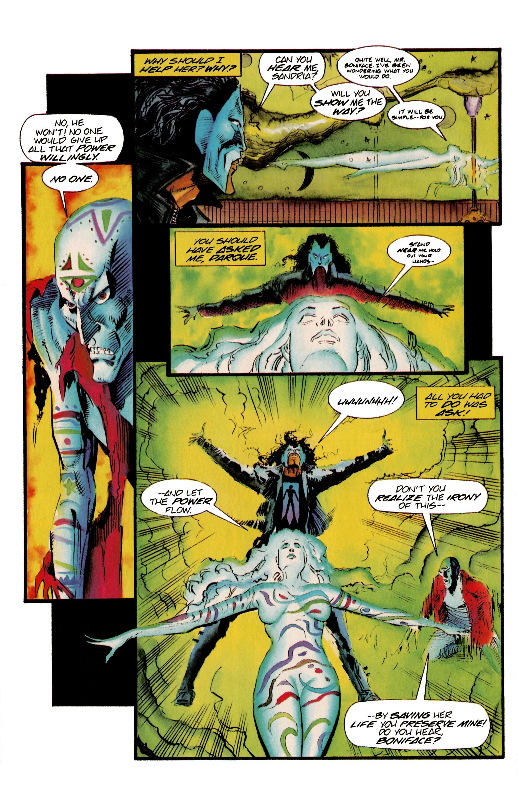 Read online Shadowman (1992) comic -  Issue #23 - 19