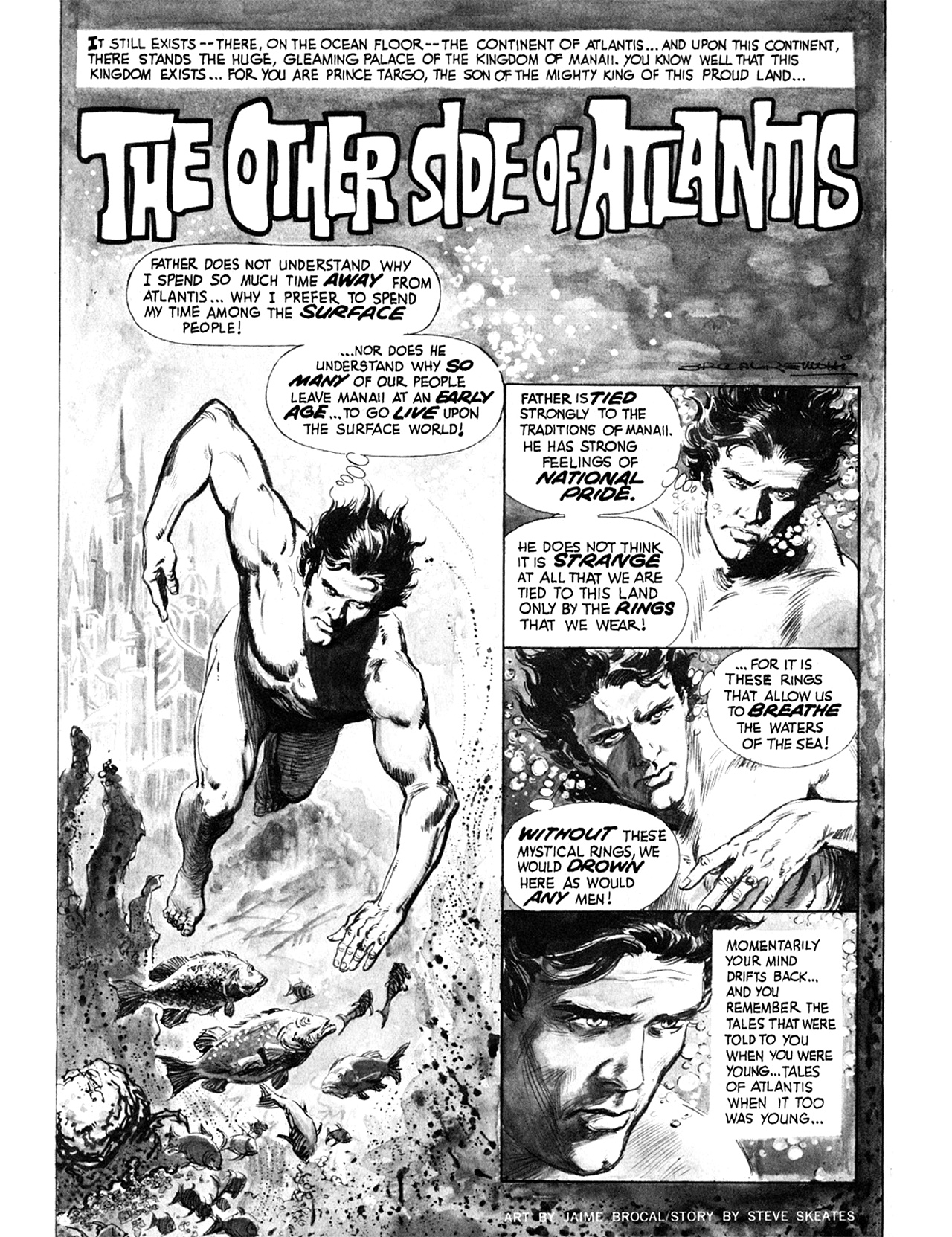 Read online Eerie Archives comic -  Issue # TPB 8 - 15