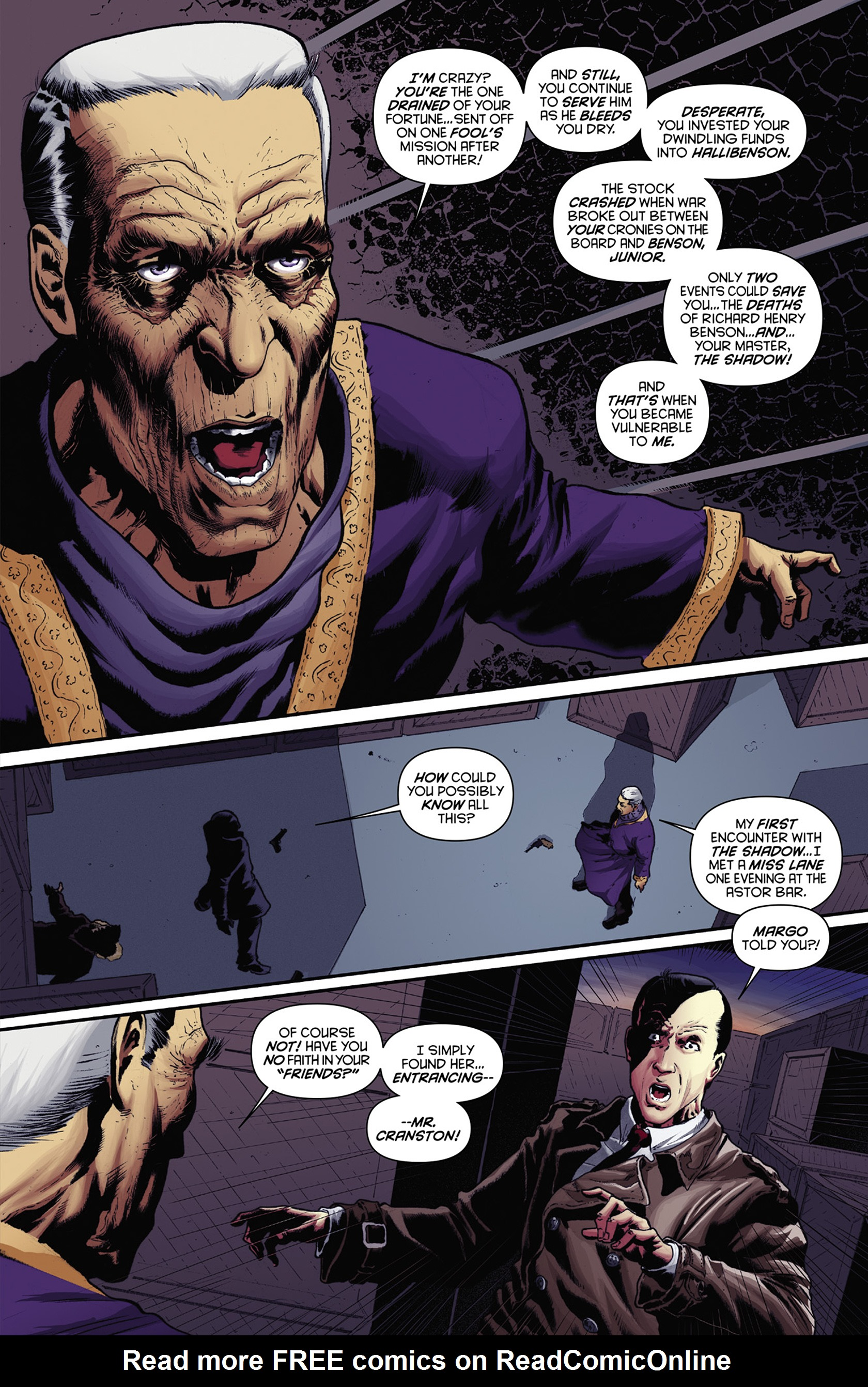 Read online Justice, Inc. comic -  Issue #3 - 12